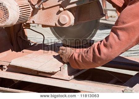 Custom Cutting Brick