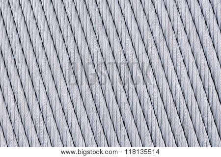 Iron Rope Background