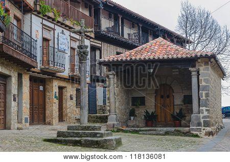 Mogarraz Humilladero Hermitage