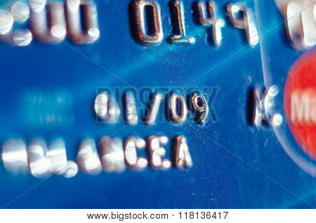 Credit Card Abstract Detail