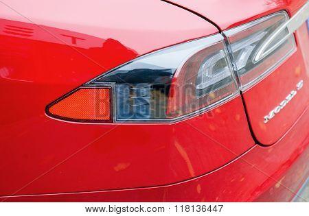 Tesla Rear Light
