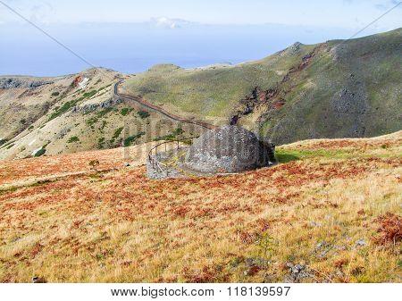 Bunker At Madeira