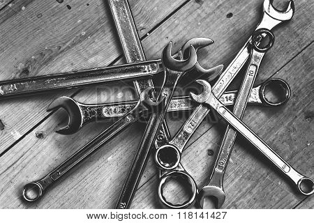 Diy Set Of Home Spanners