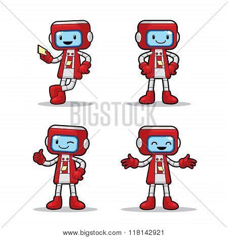 Ticket Machine Robot