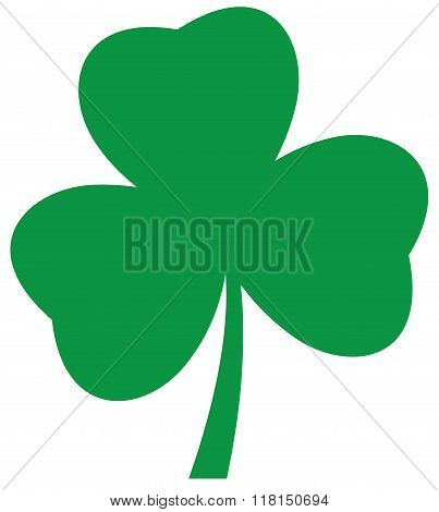Vector Shamrock Icon