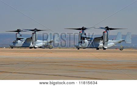 USMC MV-22 Osprey