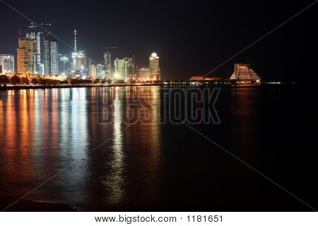 Doha Bay New District