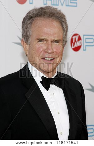 Warren Beatty at the 37th Annual AFI LIfetime Achievement Awards held at the Sony Pictures Studios, California, United States on June 11, 2009.