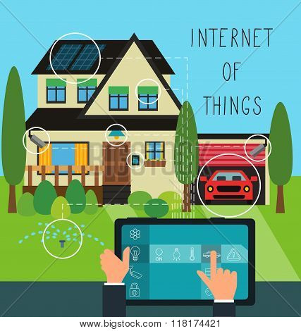 Internet of things at home