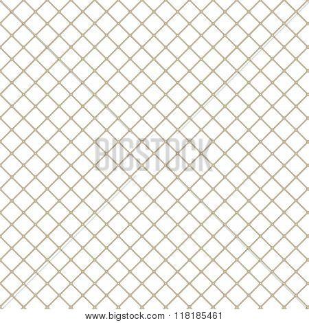 Seamless Pattern Mesh Line