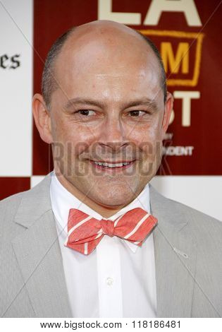 Rob Corddry at the 2012 Los Angeles Film Festival premiere of