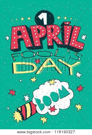 1 April Fools Day Greeting Card