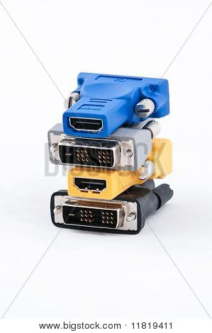 Four Adapters
