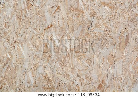 Texture Oriented Strand Board