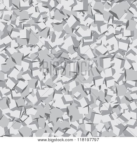 Vector Seamless pattern with boxes