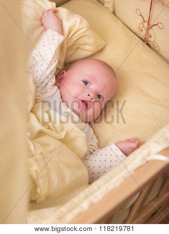 Awakening Of A Baby