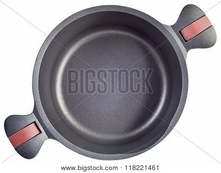 Pan With Non-stick Surface