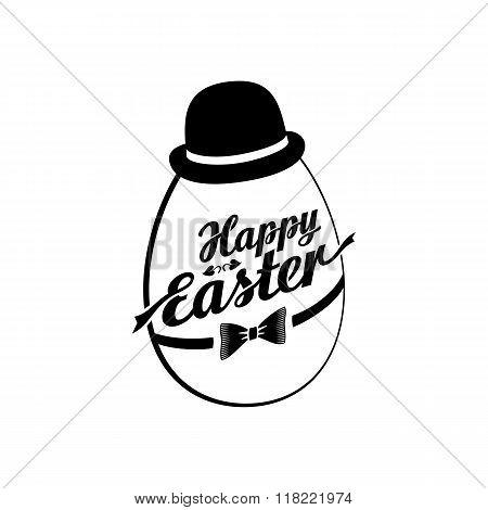 Easter egg hat