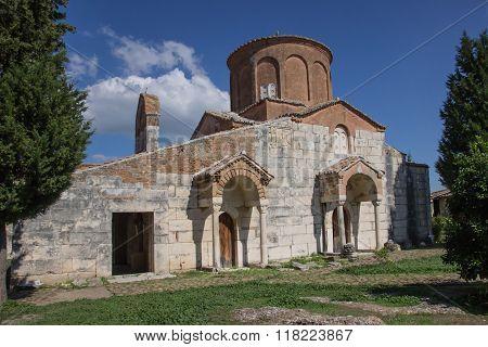 Albania September 14, Apollonia Archaeological Park /