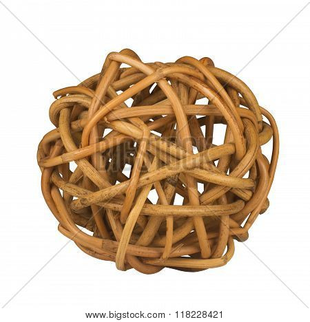 Ball Of Twisted Branches