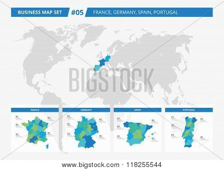 Business map set 5