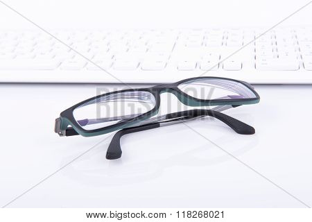 Glasses With Keyboard