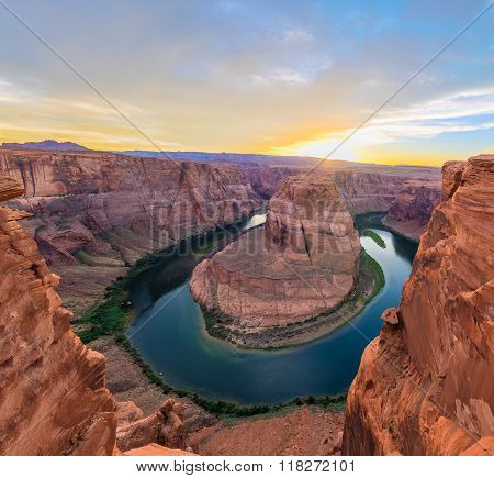 Nice Image Of Horseshoe Bend