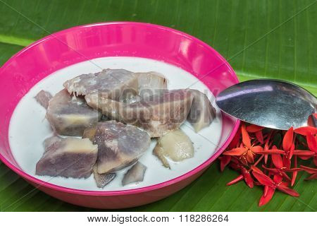 Taro Boil