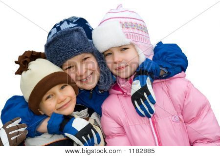 Niños de invierno