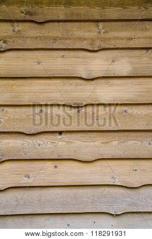 Knotty Cedar Siding
