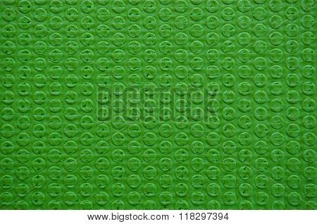 Yoga matt texture