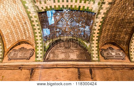 Abandoned City Hall Station - New York City