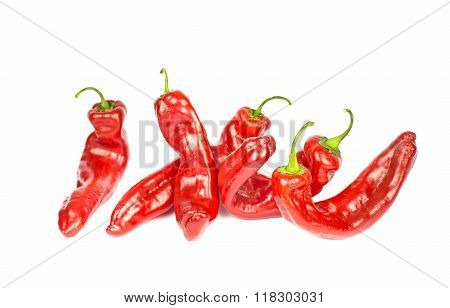 Five Twisted Peppers