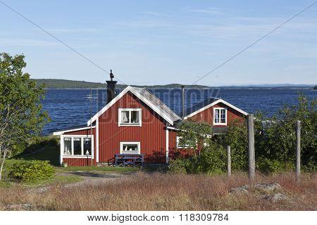 JUNGFRUKUSTEN, SWEDEN ON JULY 20