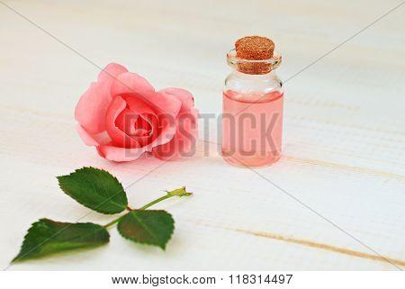 Rose skincare water