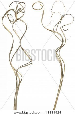 Curly Stick Bundles