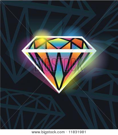 Hermoso diamante