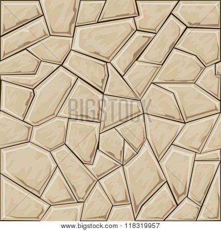 stone seamless pattern