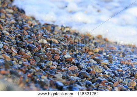 Pebble Beach Close-up