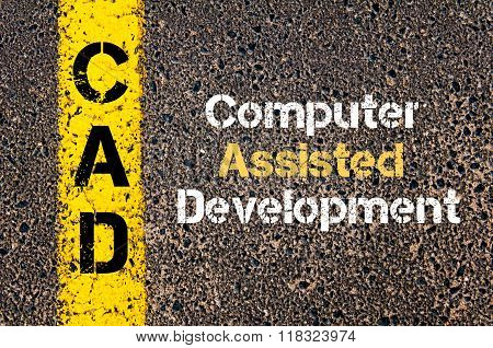 Business Acronym Cad Computer Assisted Development