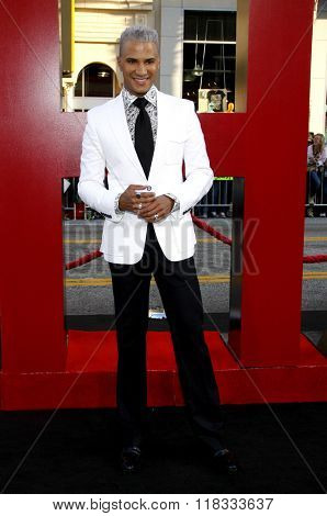 Jay Manuel at the Los Angeles premiere of 'The Hangover Part II' held at the Grauman's Chinese Theatre in Hollywood, USA on May 19, 2011.