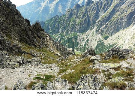 Mountaing Landscape.