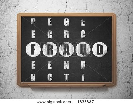 Protection concept: Fraud in Crossword Puzzle