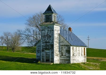 School House On The Prairie
