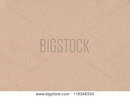 Paper Texture - Light Brown Paper Sheet.