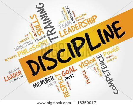 Discipline Word Cloud