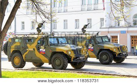Victory Parade 2012