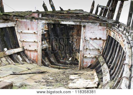 Werck Wood Boat