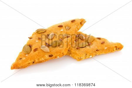 Dietetic Cookie With Seed