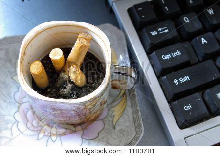 Hacker Desk